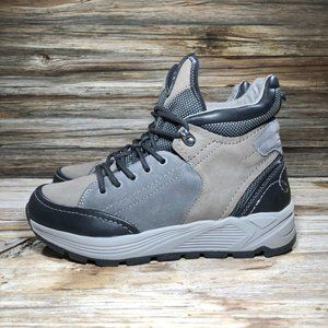 Earth Shoes Journey Vigor Waterproof Leather Boots